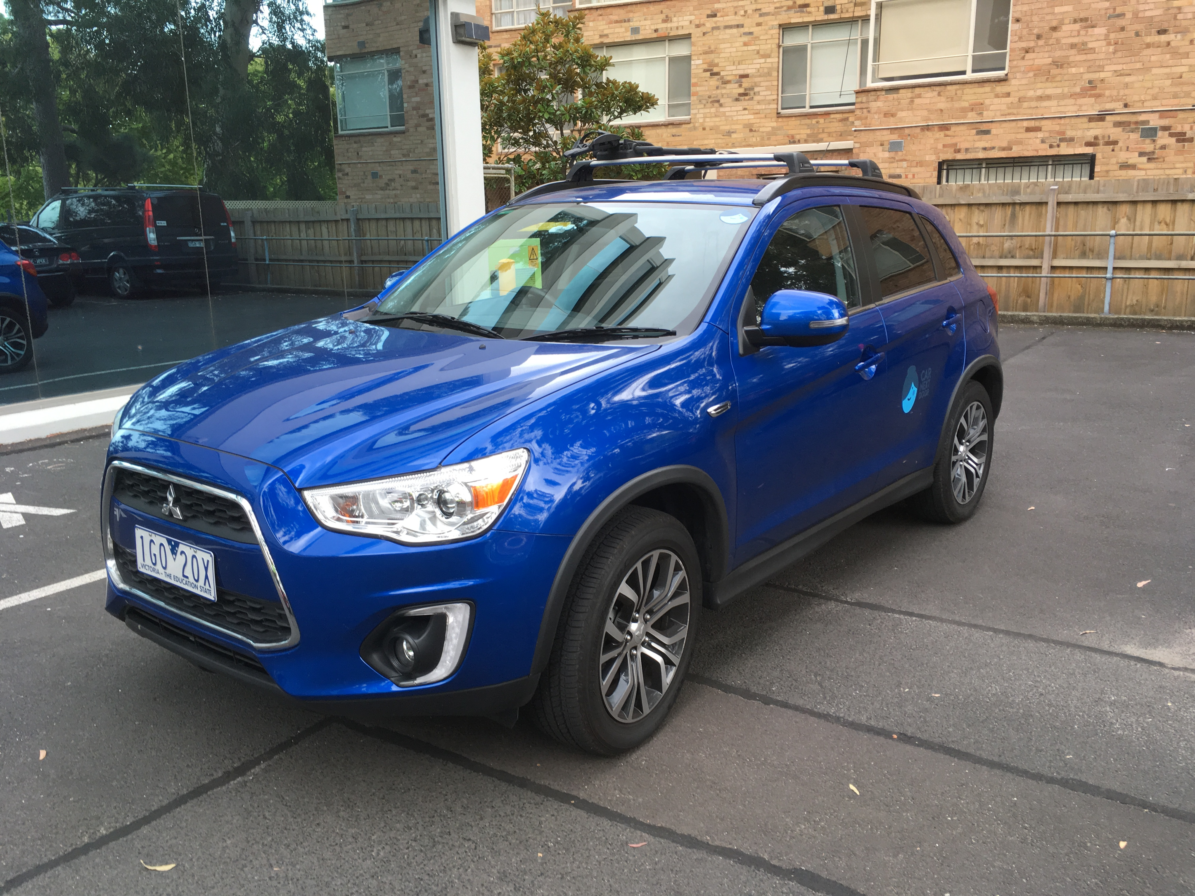Picture of Molly's 2015 Mitsubishi ASX