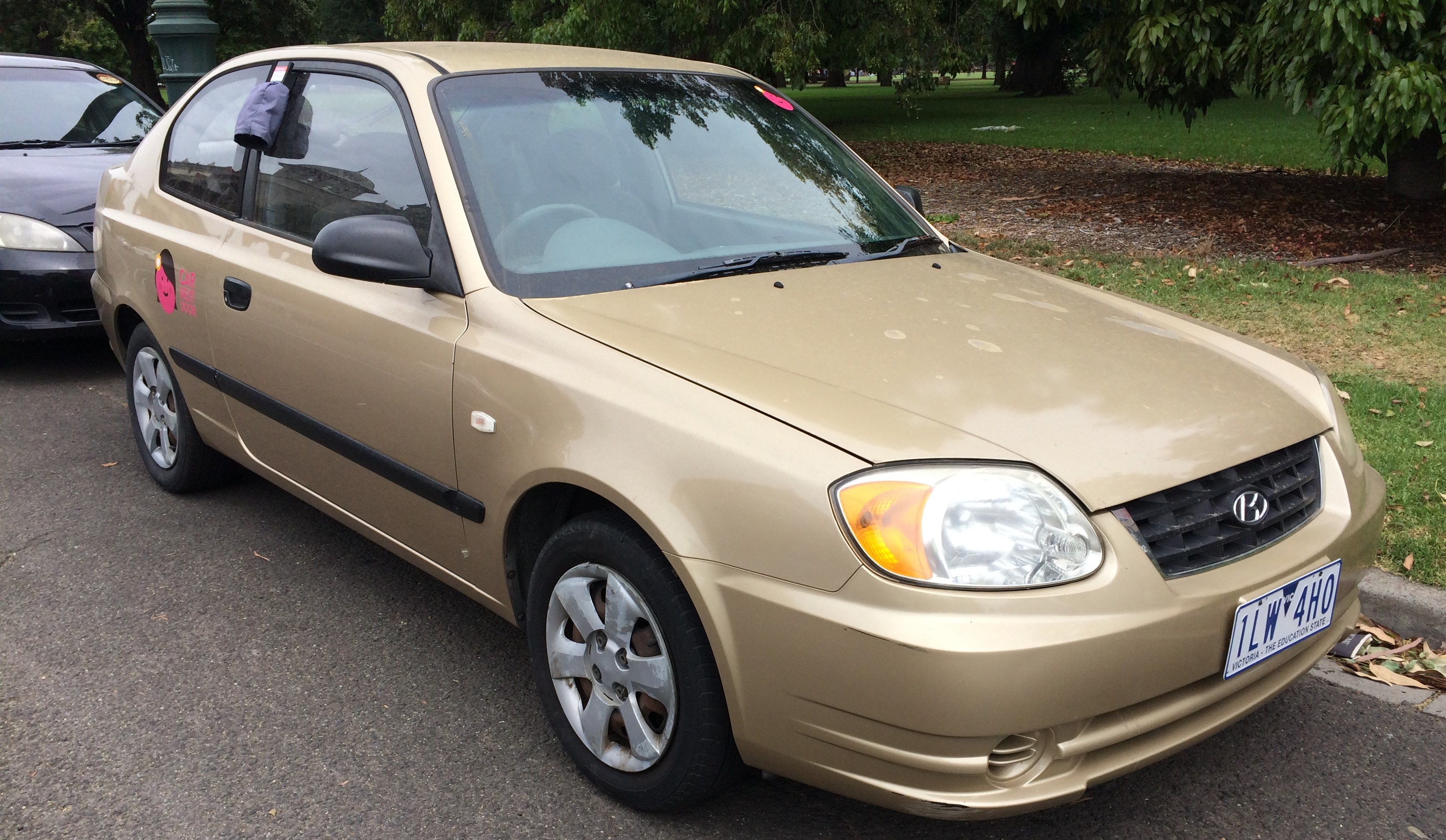 Picture of Daniel's 2003 Hyundai Accent