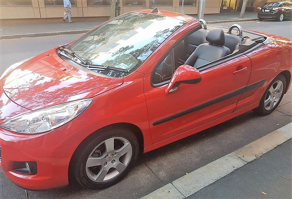 Picture of Soriya's 2012 Peugeot 207CC