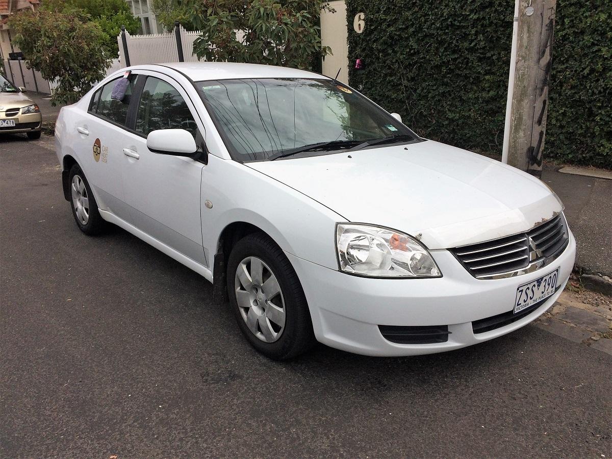 Picture of Matthew's 2006 Mitsubishi 380
