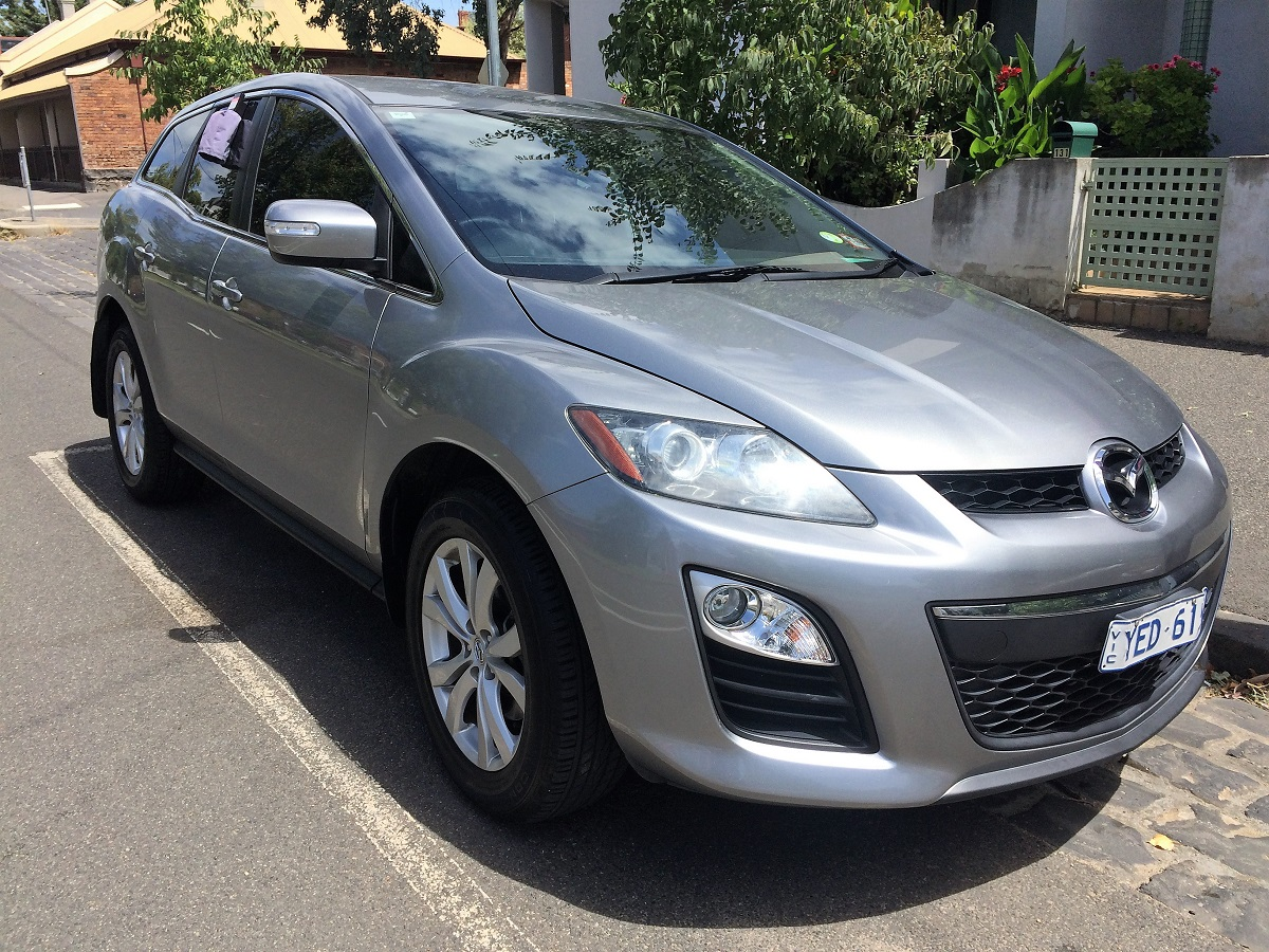 Picture of Sonya's 2011 Mazda CX-7