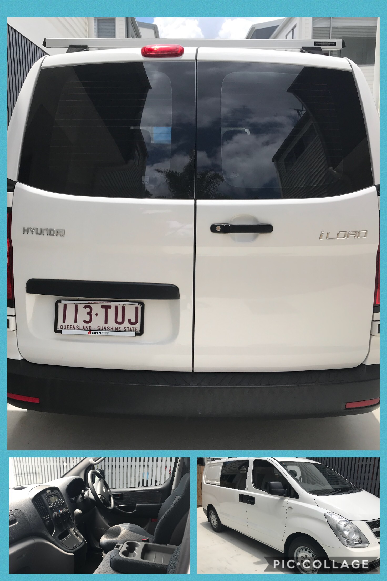 Picture of Kylie's 2013 Hyundai ILoad