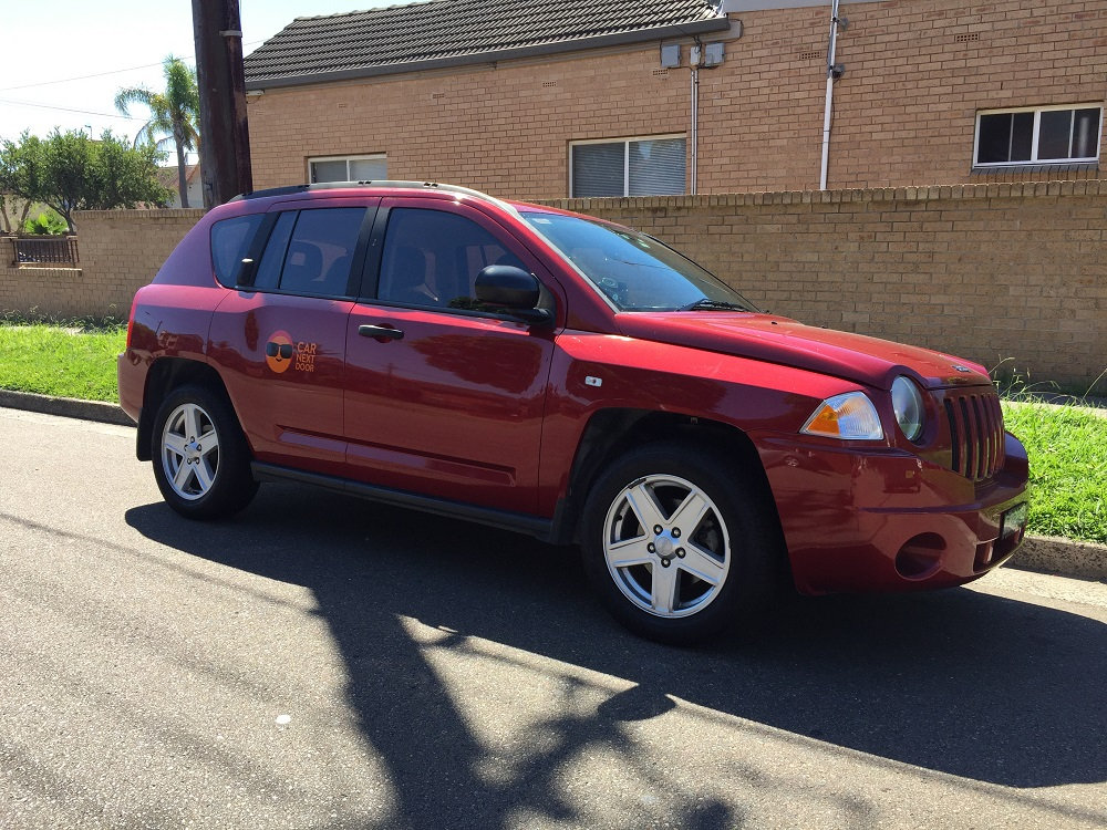 Picture of Yangyang's 2008 Jeep Compass