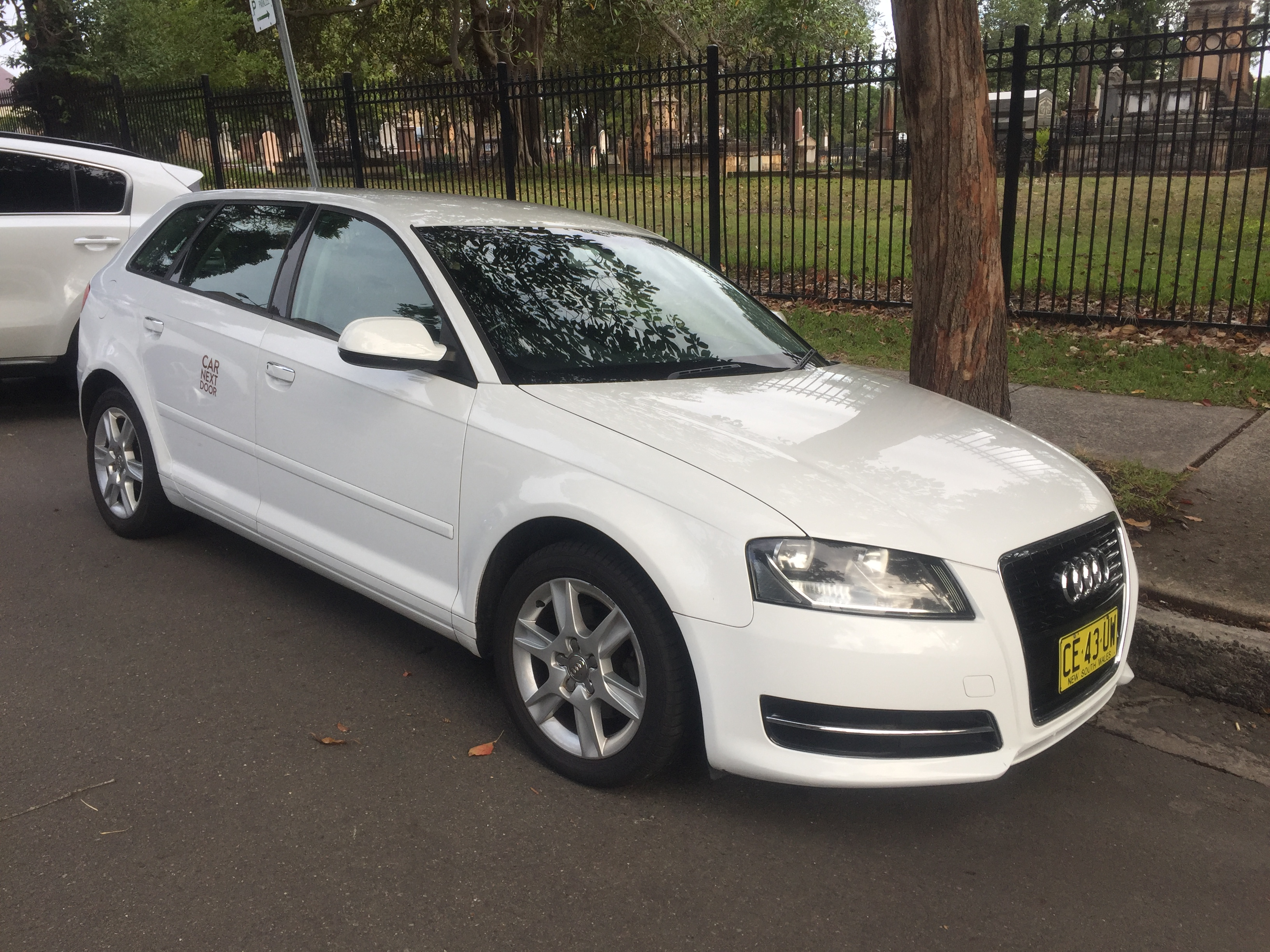 Picture of Carmel's 2011 Audi A3