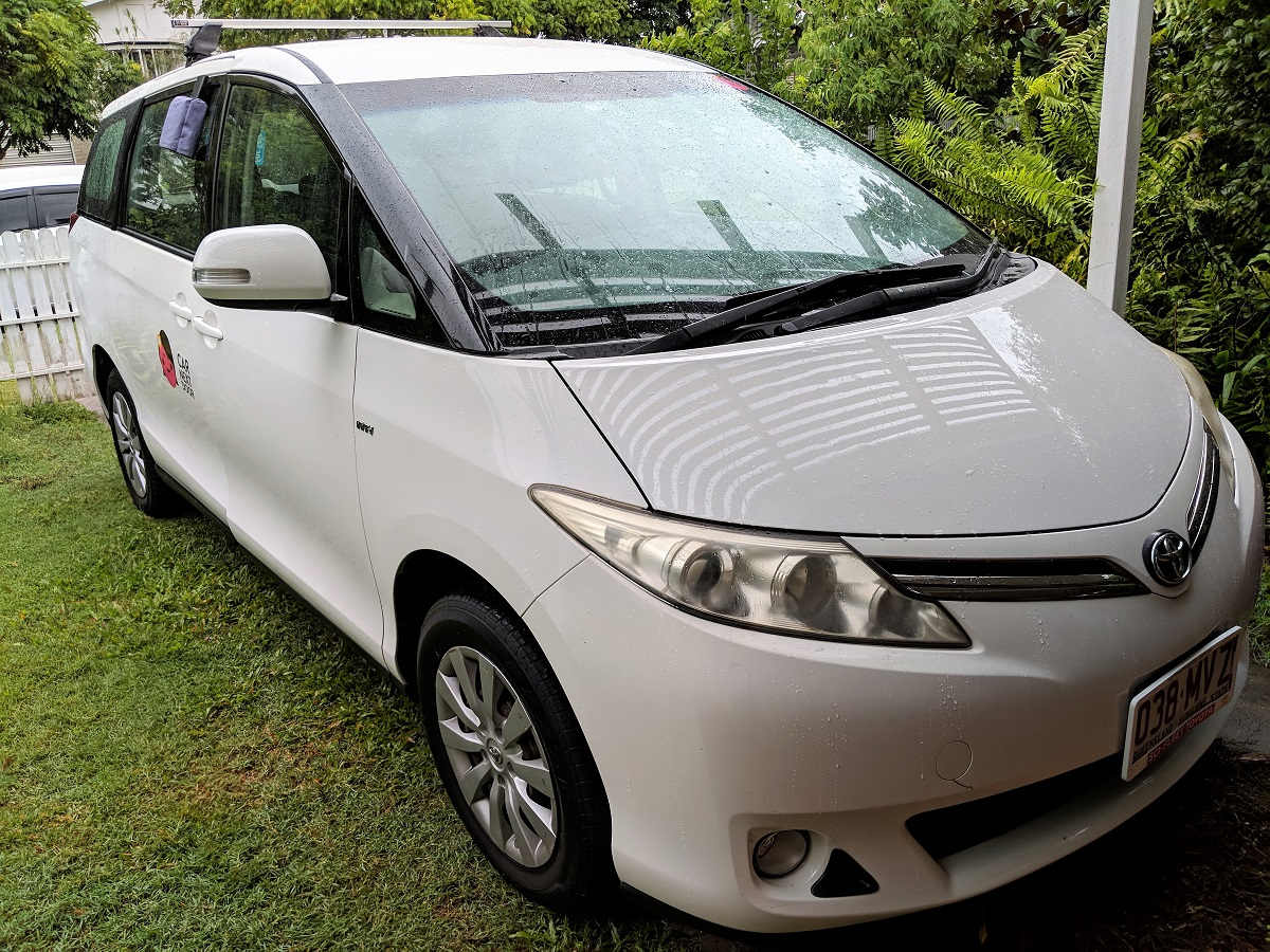 Picture of Timothy's 2010 Toyota Tarago