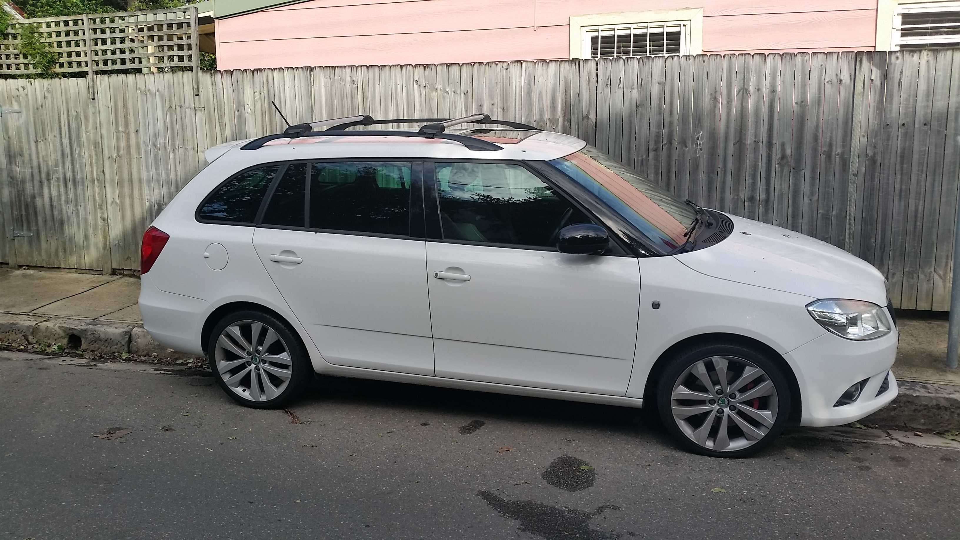 Picture of David's 2012 Other - Standard Fabia
