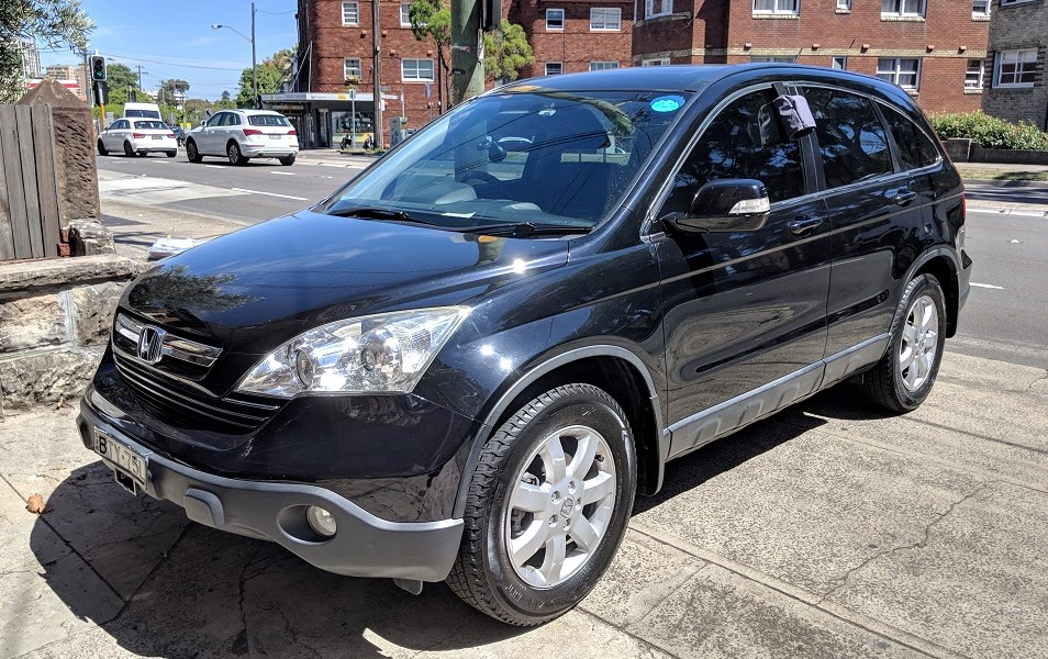 Picture of Renata's 2008 Honda CRV