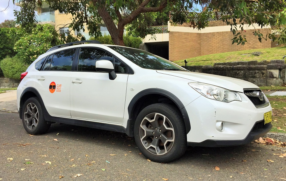 Picture of Kirsty's 2012 Subaru XV