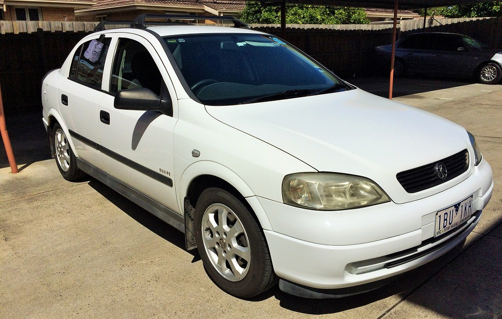 Picture of Sam's 2005 Holden Sedan