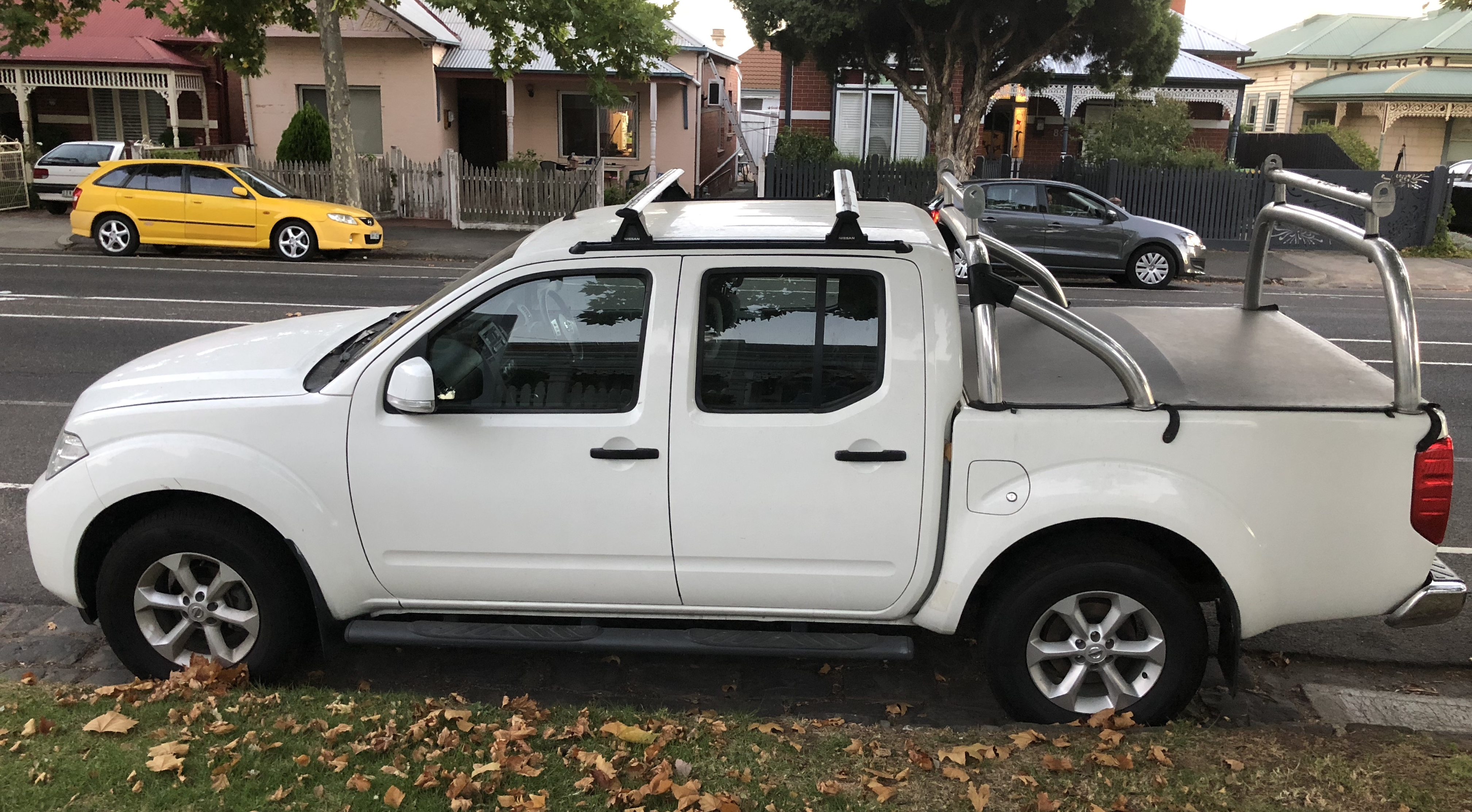 Picture of John's 2014 Nissan DC UTE