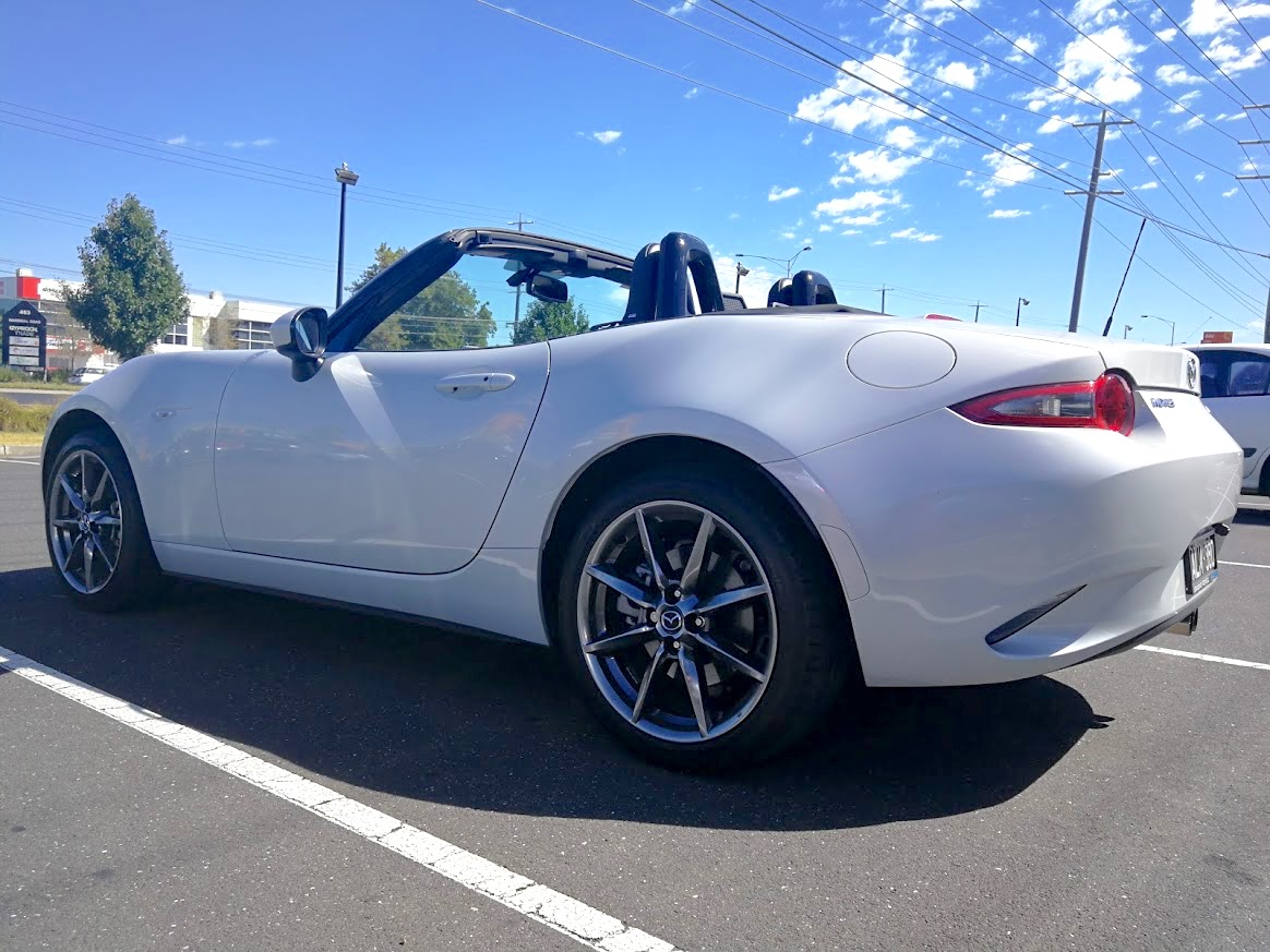 Picture of Sergiy's 2016 Mazda MX-5 ND 2.0 GT Convertible