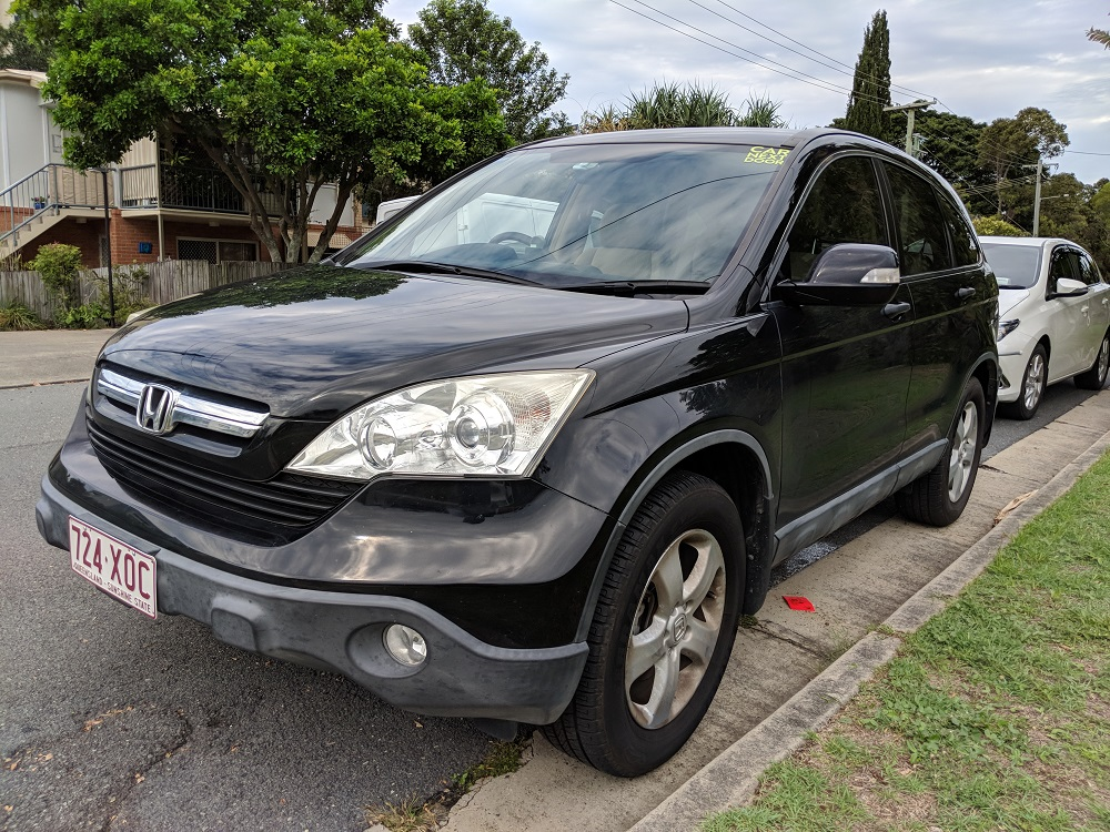 Picture of Carolina's 2007 Honda Cr-v
