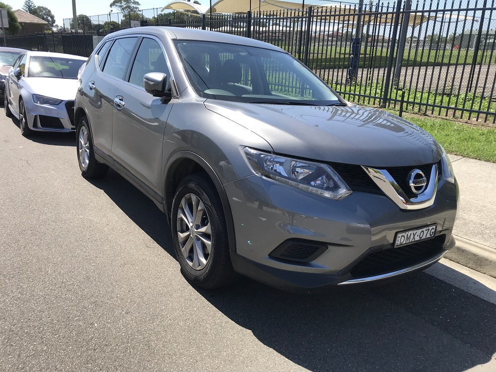 Picture of Meghan's 2017 Nissan Xtrail