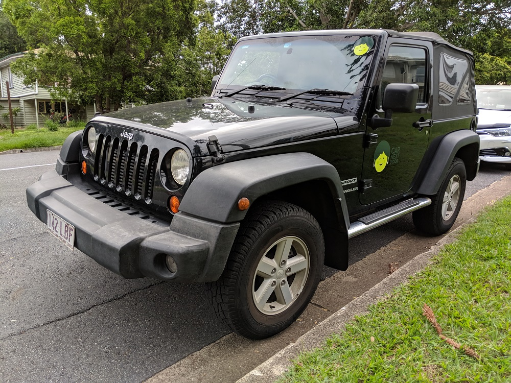 Picture of Elise's 2007 Jeep Wrangler Wagon