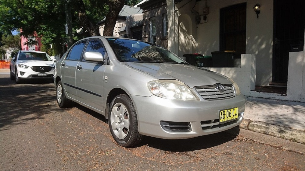 Picture of Laura's 2004 Toyota Corolla