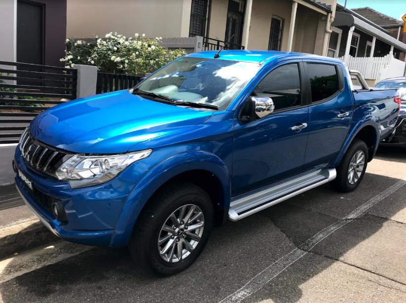 Picture of Roman's 2017 Mitsubishi Triton