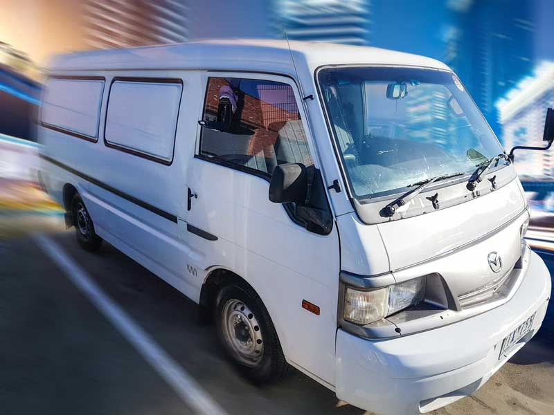 Picture of Xifa's 2004 Mazda E2000 Automatic Van w/ Long Wheel Base