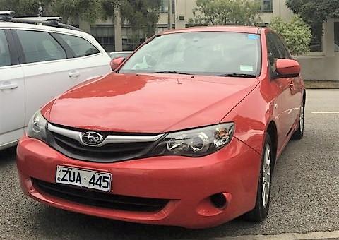 Picture of Lucas' 2009 Subaru Impreza