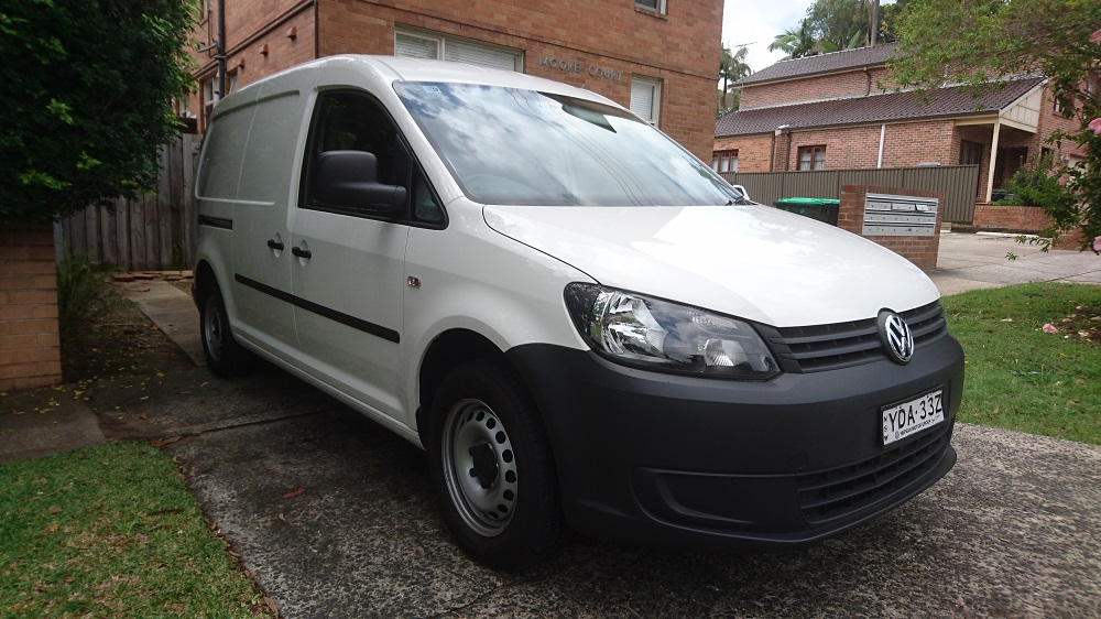 Picture of Stephen's 2015 Volkswagen CADDY MAXI