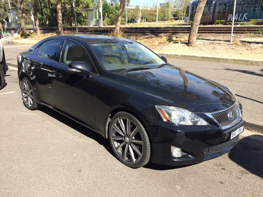 Picture of Jeremy's 2010 Lexus IS250