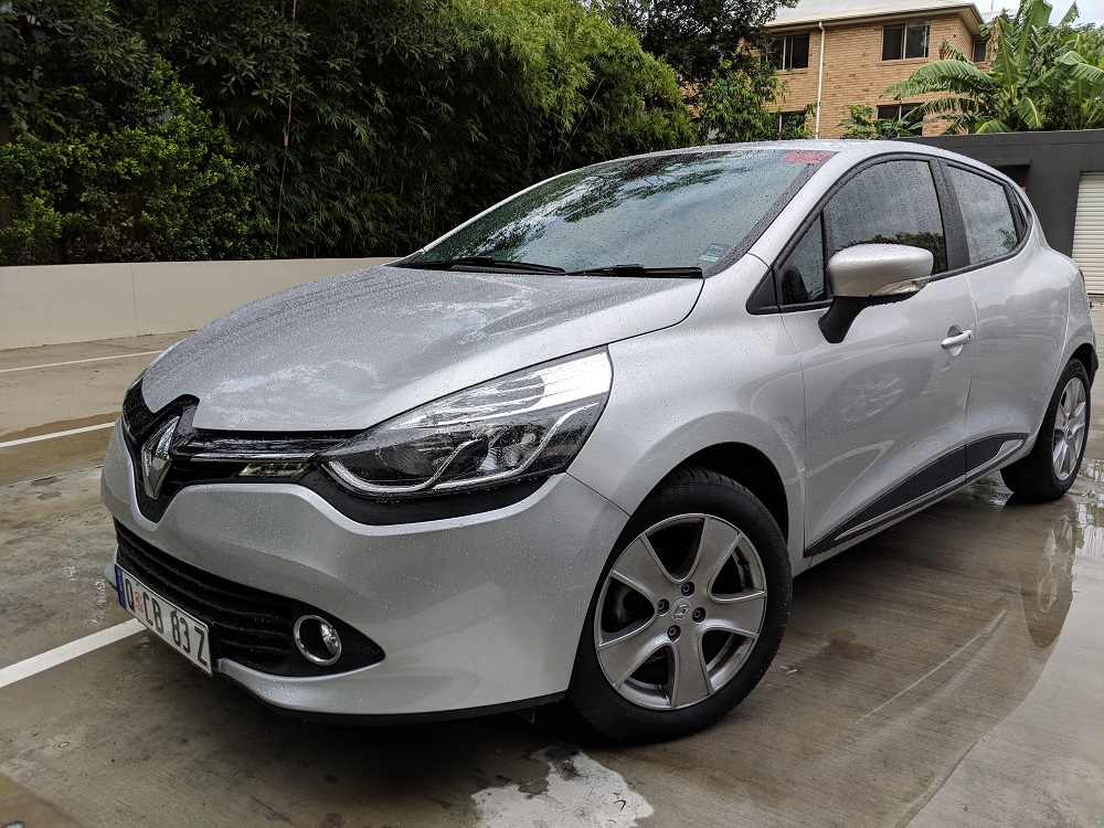 Picture of Courtney's 2016 Renault Clio