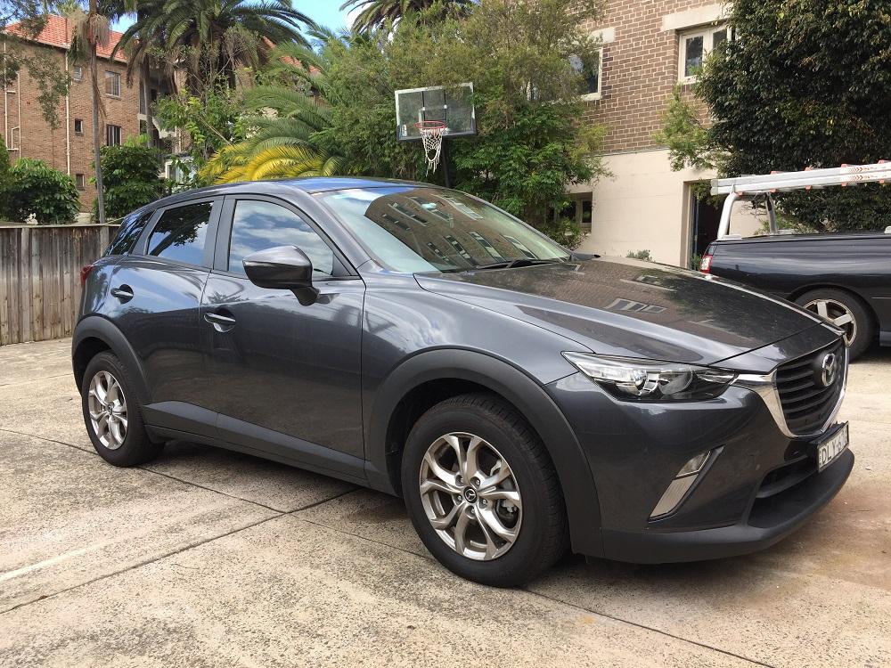 Picture of Melissa's 2016 Mazda CX-3
