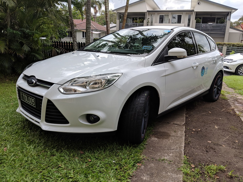 Picture of Adam's 2013 Ford Focus