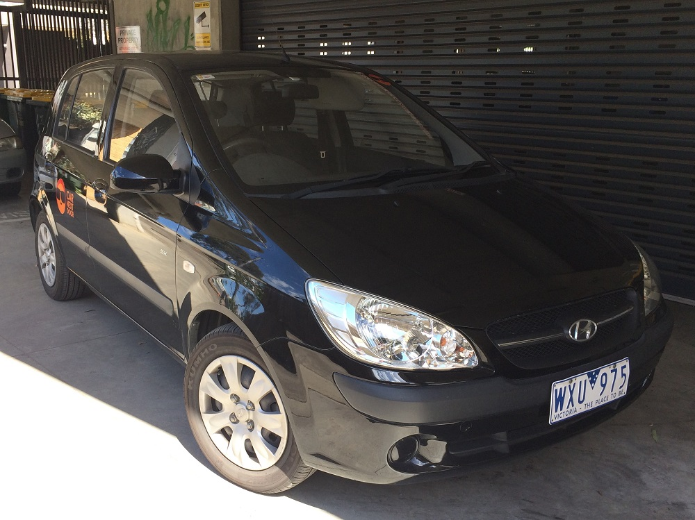 Picture of Georgina's 2009 Hyundai Getz