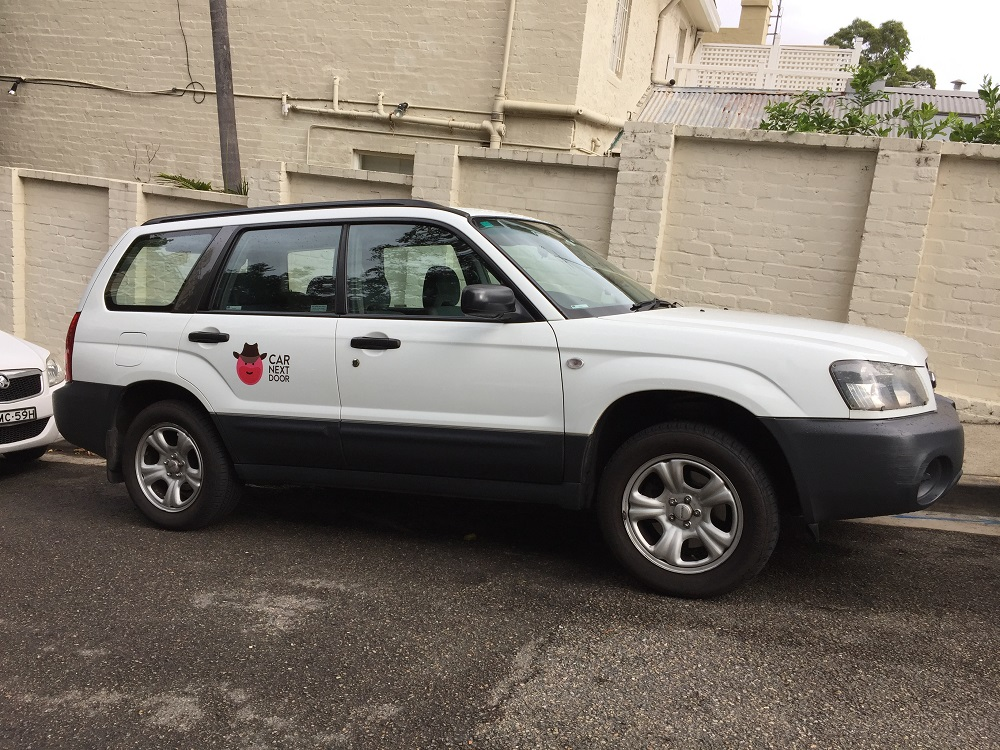 Picture of Gabor's 2005 Subaru Forester