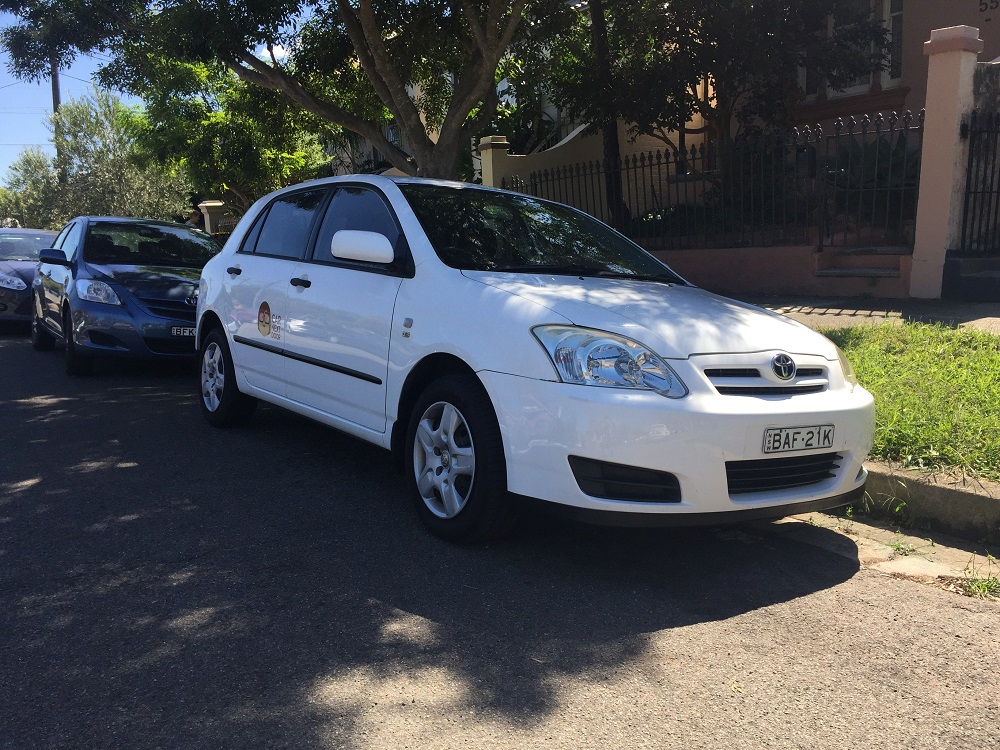 Picture of Kate's 2006 Toyota Corolla