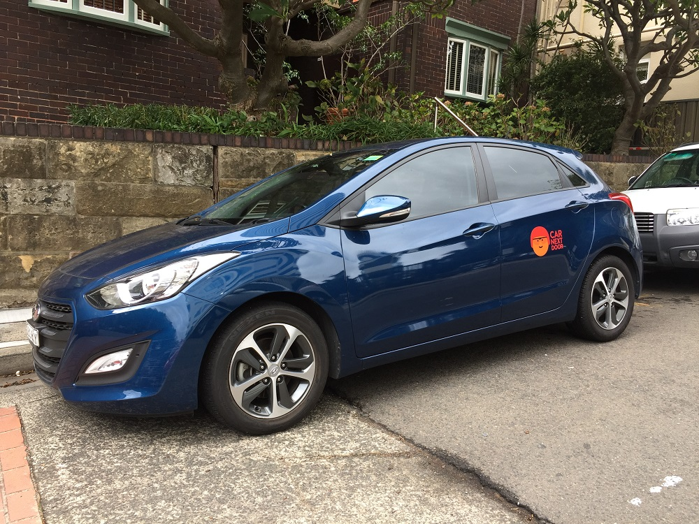 Picture of Todd's 2015 Hyundai i30