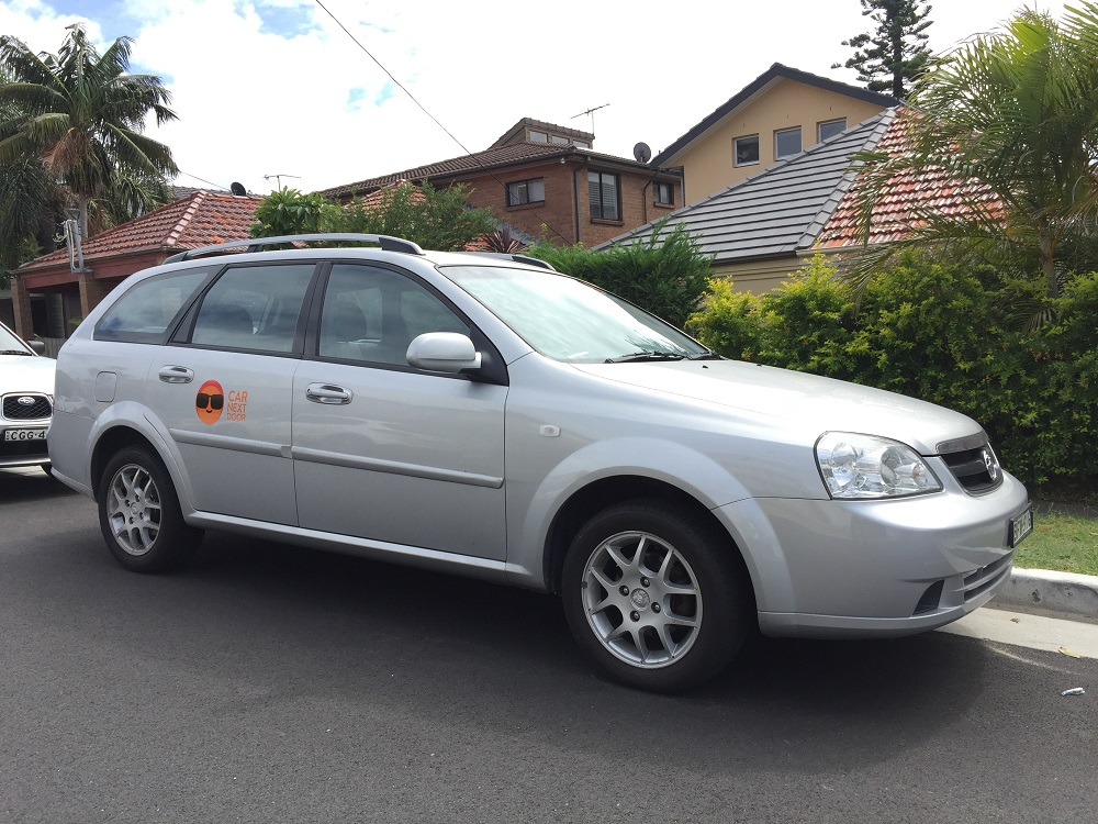 Picture of Maria's 2008 Holden Viva