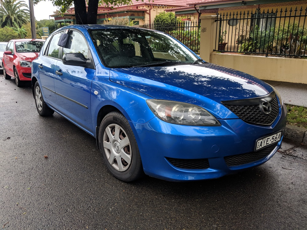 Picture of Jeanette's 2006 Mazda 3A