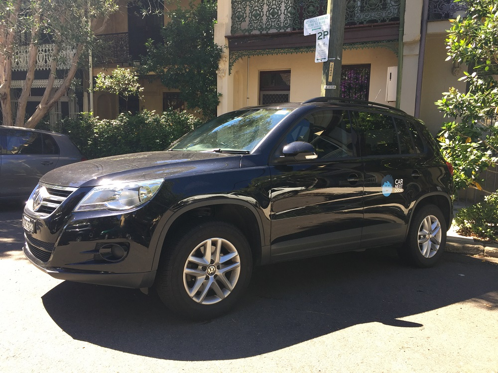 Picture of Paul's 2009 Volkswagen Tiguan