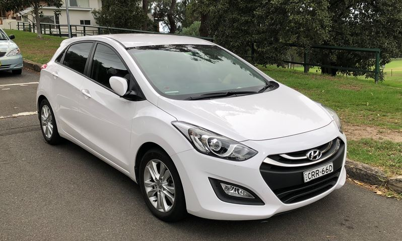 Picture of Ben's 2014 Hyundai i30