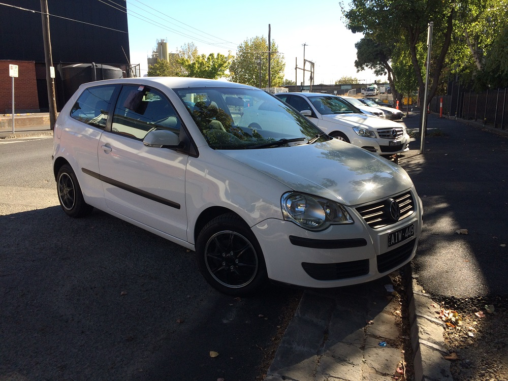 Picture of Matthew's 2007 Volkswagen Polo