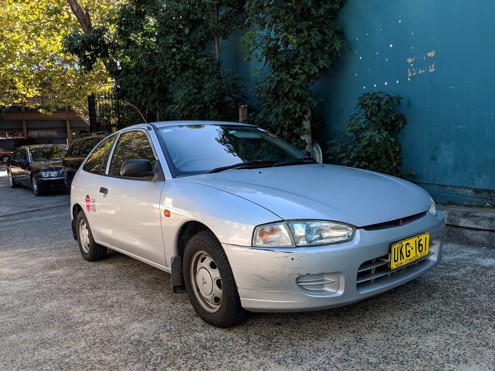 Picture of Jean-Paul's 2003 Mitsubishi CE