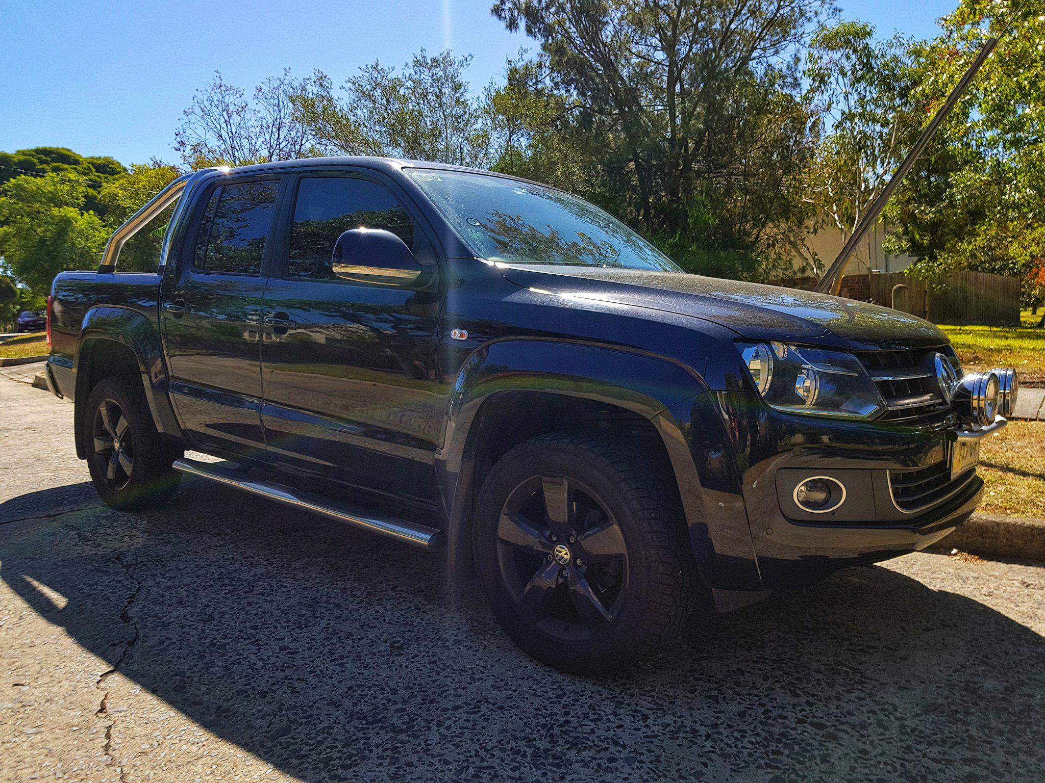 Picture of Jeremy's 2014 Volkswagen Amarok 420 Highline TDI