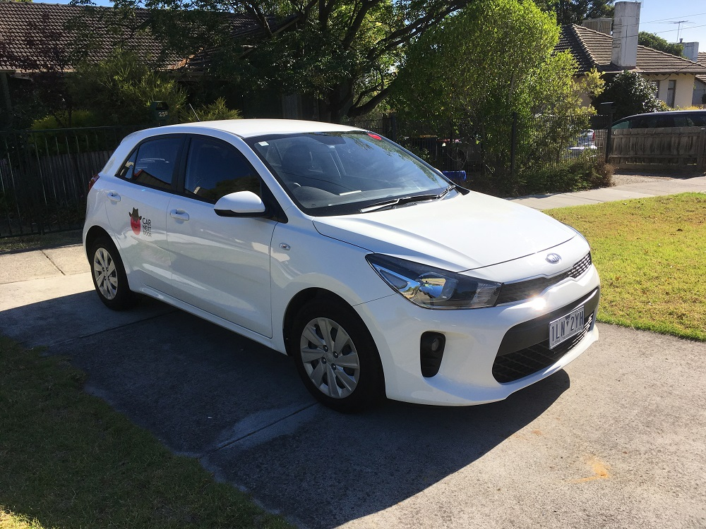 Picture of Shaun's 2017 Kia Rio