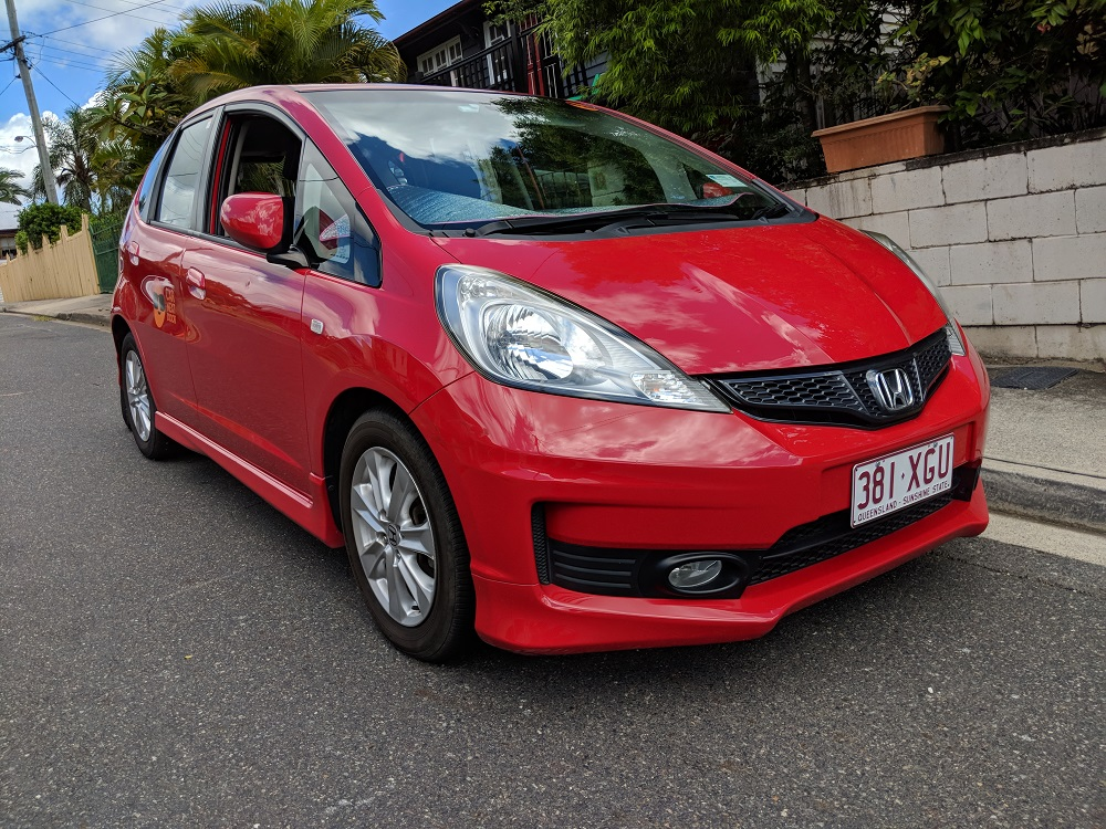Picture of Giljie's 2011 Honda Jazz