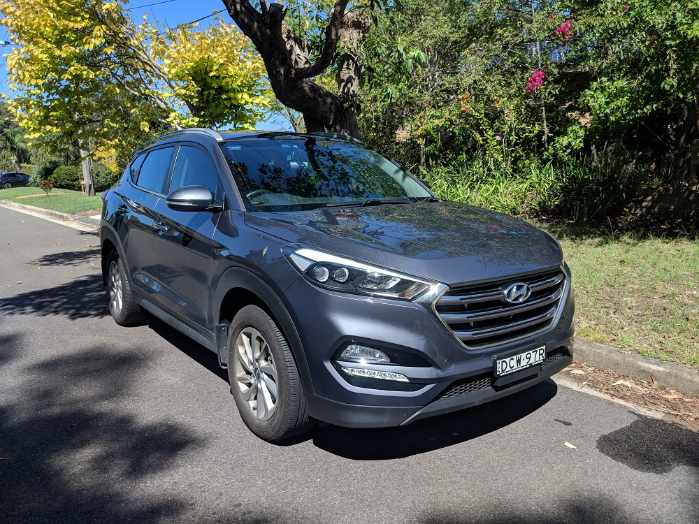Picture of Akm's 2016 Hyundai Tucson Station Wagon