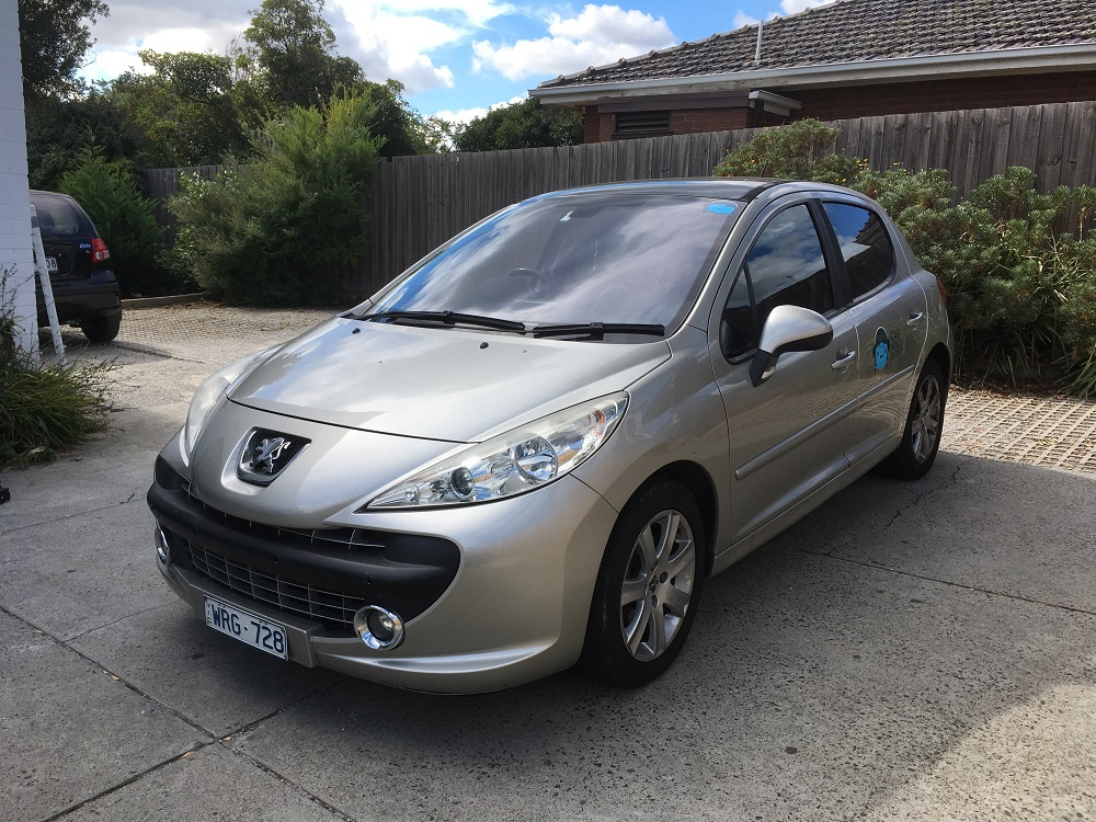 Picture of Adem's 2008 Peugeot 207 XE