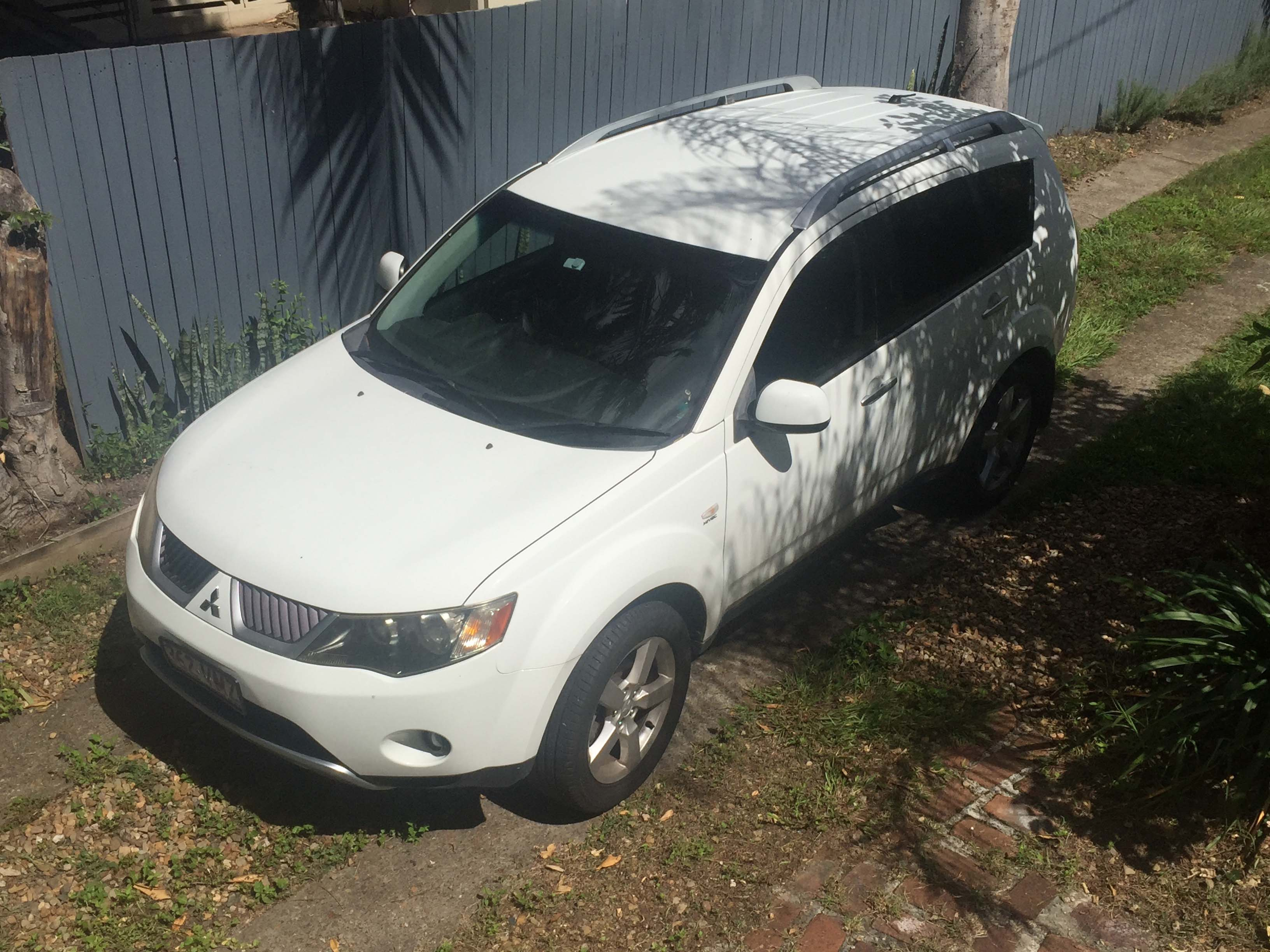 Picture of Markus' 2008 Mitsubishi Outlander