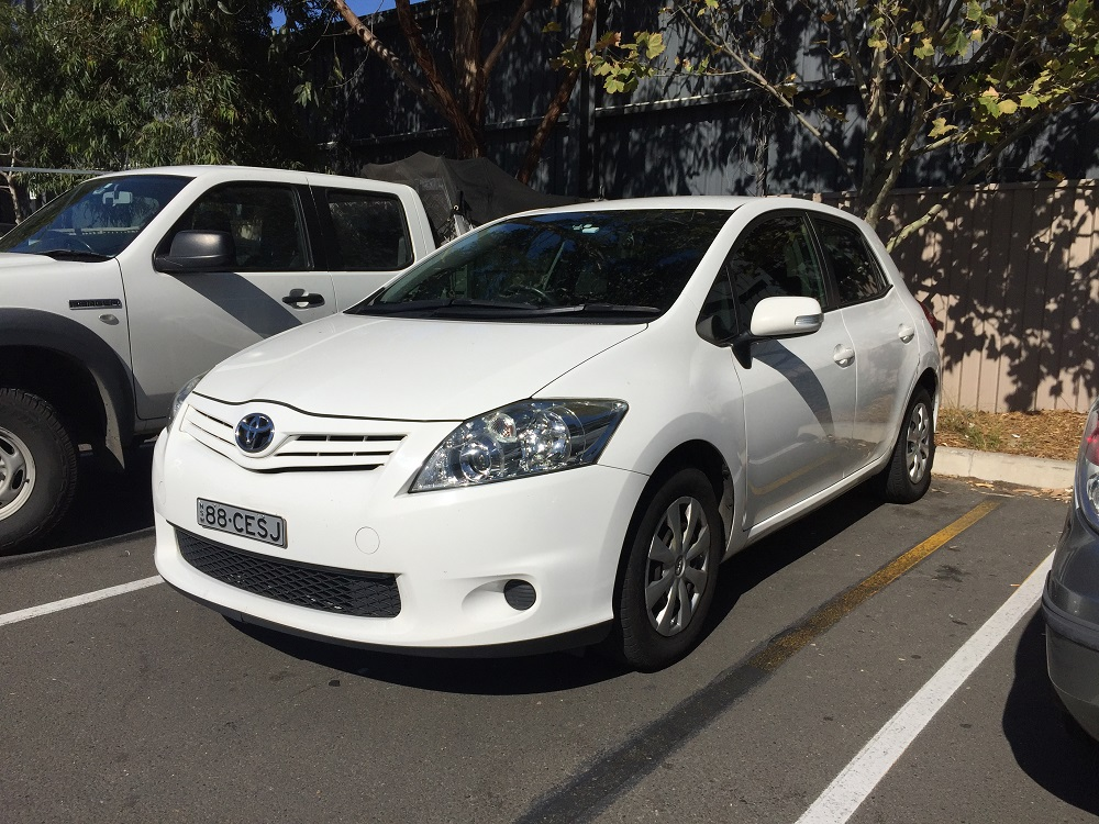 Picture of Sot Keong's 2010 Toyota Corolla