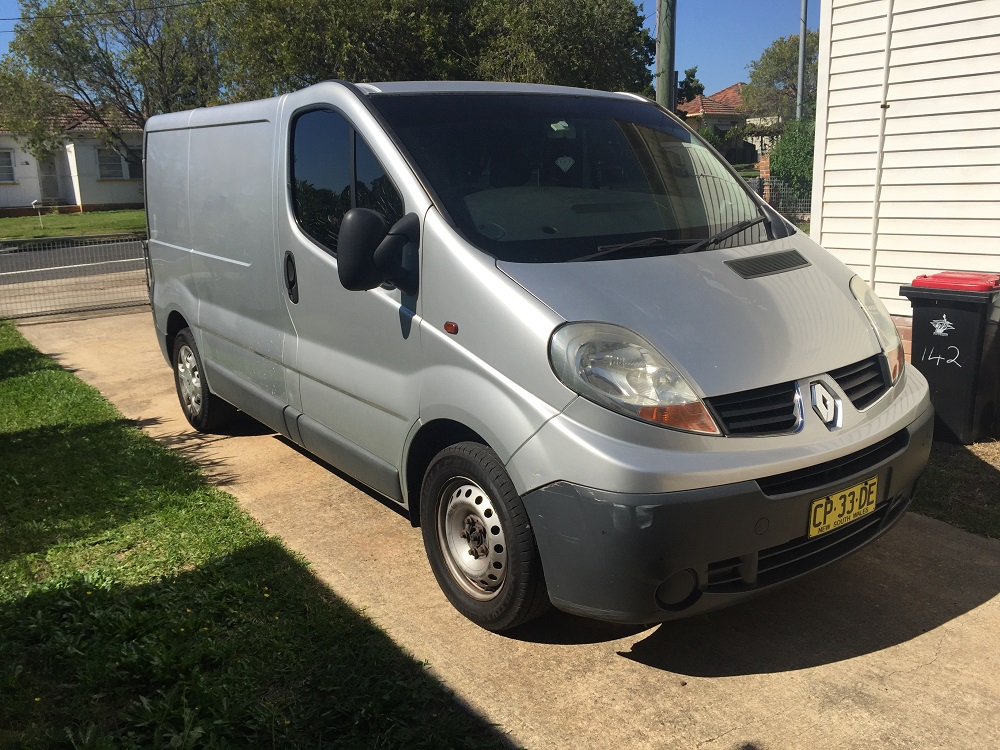 Picture of Ryan's 2007 Renault Trafic