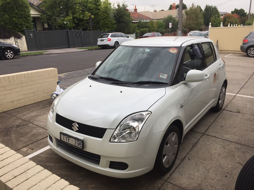 Picture of Irene's 2006 Suzuki Swift