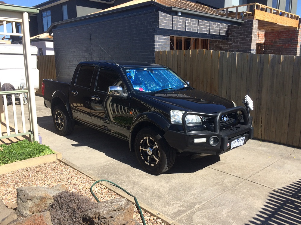 Picture of Elano's 2012 Great Wall v240 UTE