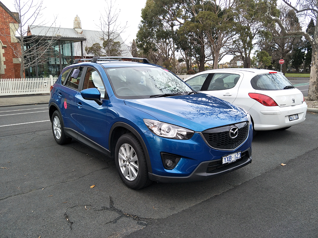 Picture of Michael's 2012 Mazda CX-5