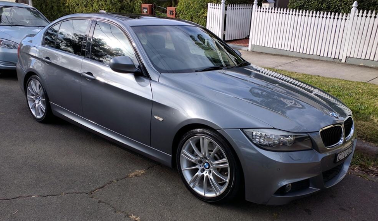 Picture of Stefano's 2010 BMW 330D M sport