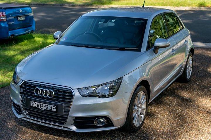 Picture of Suri's 2012 Audi A1